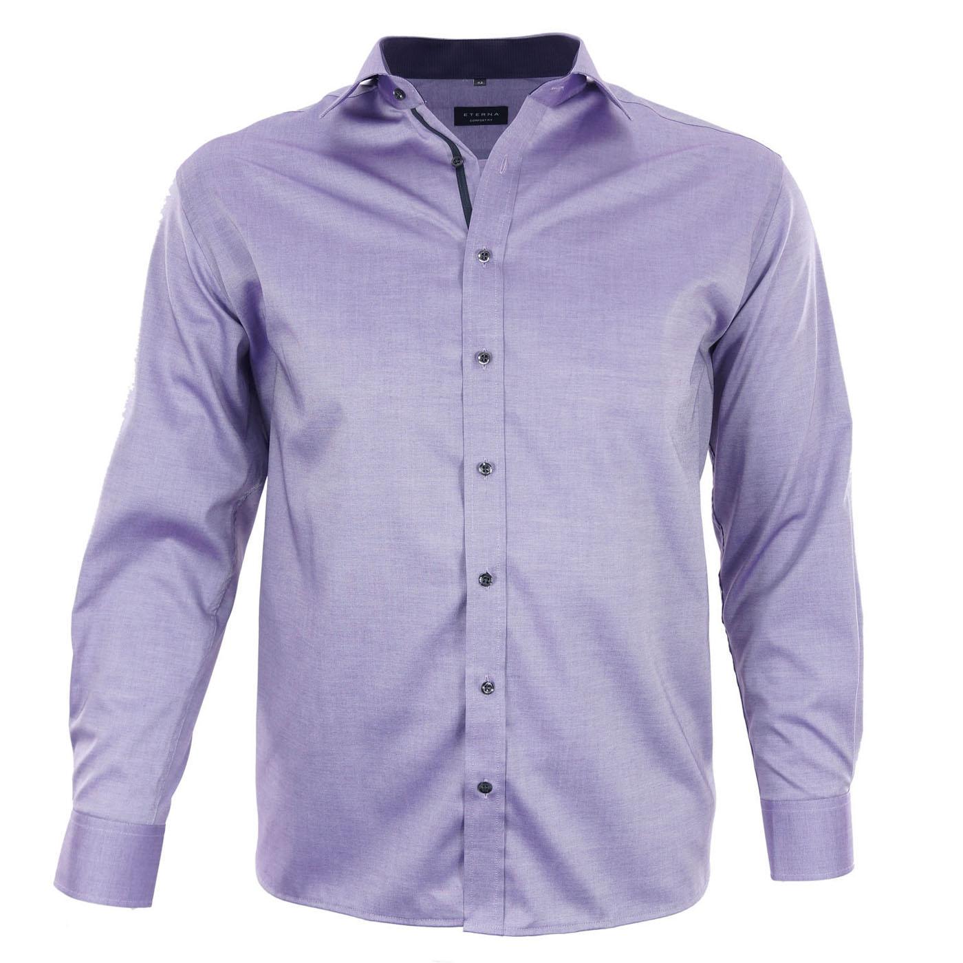 eterna herren langarm hemden slim fit modern fit comfort. Black Bedroom Furniture Sets. Home Design Ideas